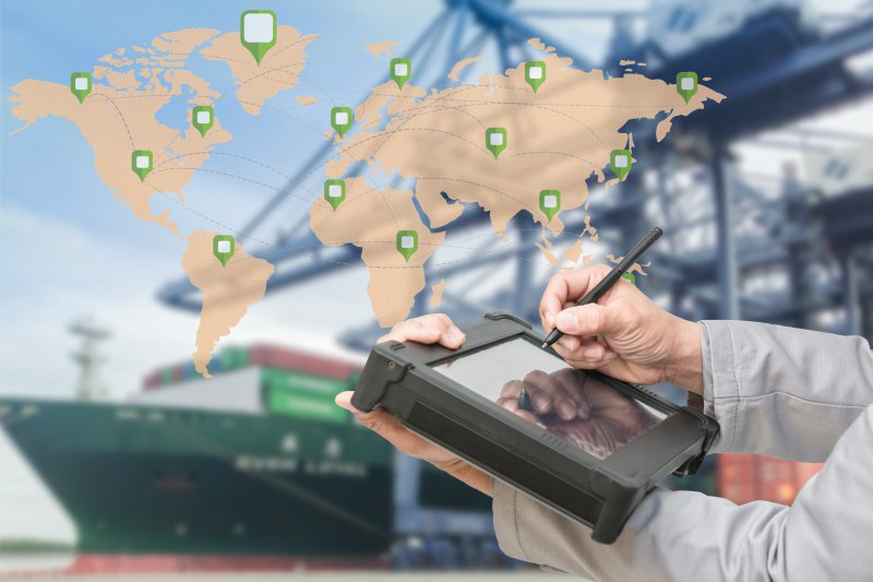 What is an intercontinental forwarder?